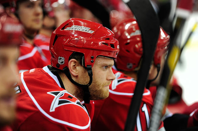 Hurricanes send Tim Gleason to Maple Leafs for John-Michael Lil…