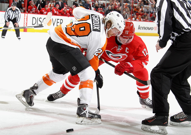 Flyers-Hurricanes game rescheduled for Wednesday due to Philade…