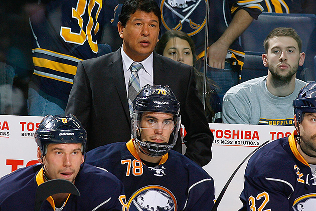 Will Ted Nolan survive with Tim Murray as Buffalo Sabres GM?