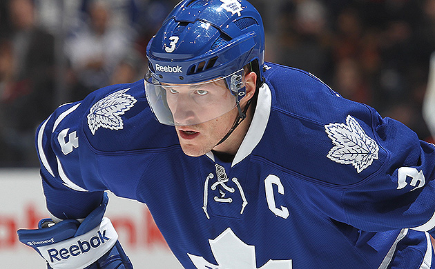 Dion Phaneuf, Maple Leafs close on new 7-year deal, as confirme…