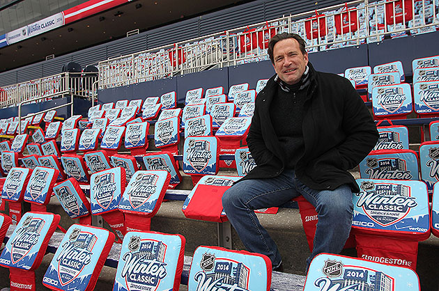 NHL sells 105,500 tickets for Winter Classic; but why aren't LA…