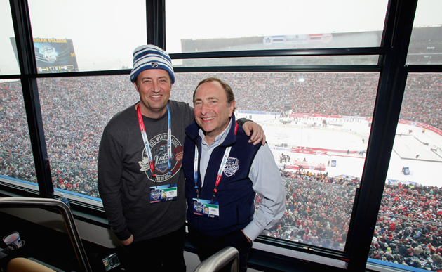 NHL Three Stars: Bernier, Bozak shine at Winter Classic; Filppu…