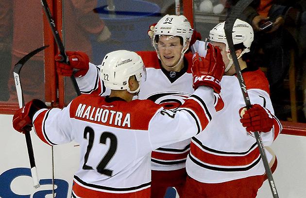 NHL Three Stars: Skinner tricks the Capitals in OT