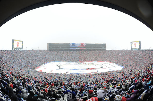 NHL won't get credit for Guinness world record at Winter Classi…