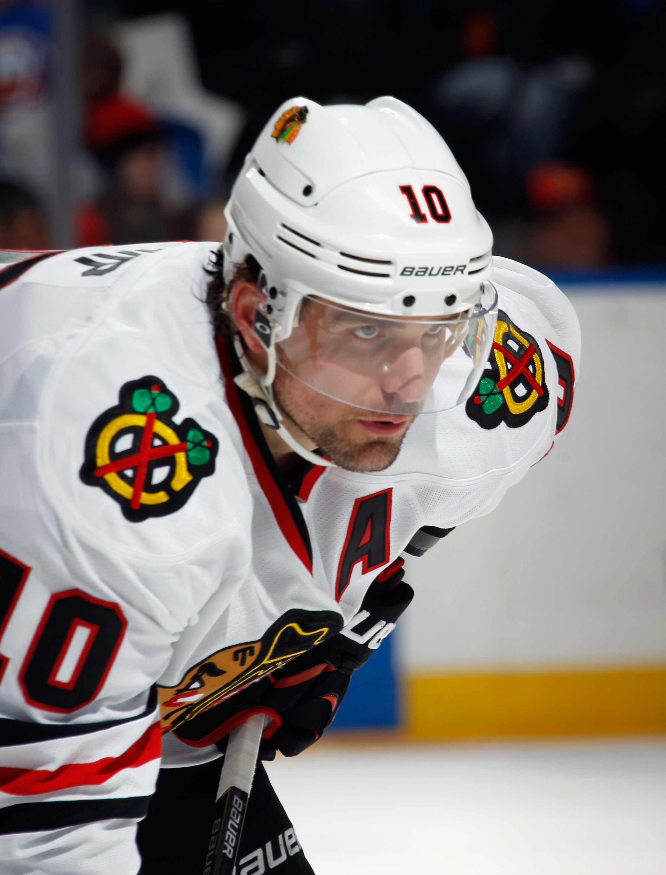 NHL Three Stars: Another Day, Another Patrick Sharp Hat Trick