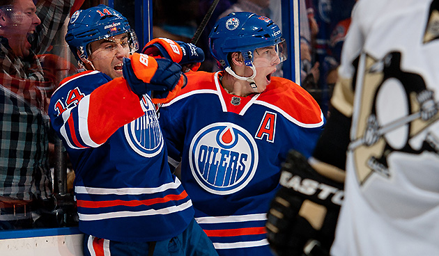 NHL Three Stars: Oilers stun Penguins; Bobrovsky pitches shutou…