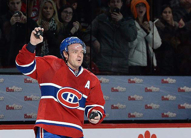 NHL Three Stars: Markov's deuce powers Montreal; Rask over Niem…