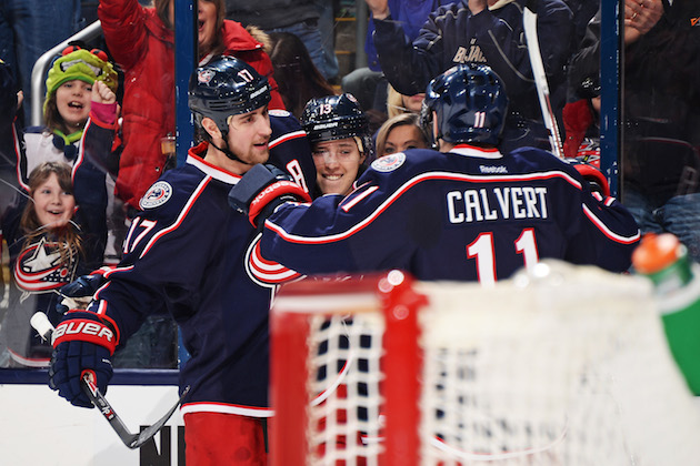 NHL Three Stars: Atkinson's pair leads Blue Jackets; Blackhawks…