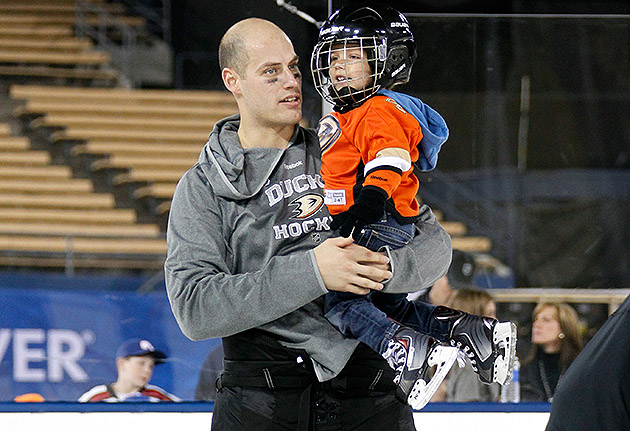 Ryan Getzlaf figures out adulthood, has MVP season for Anaheim …