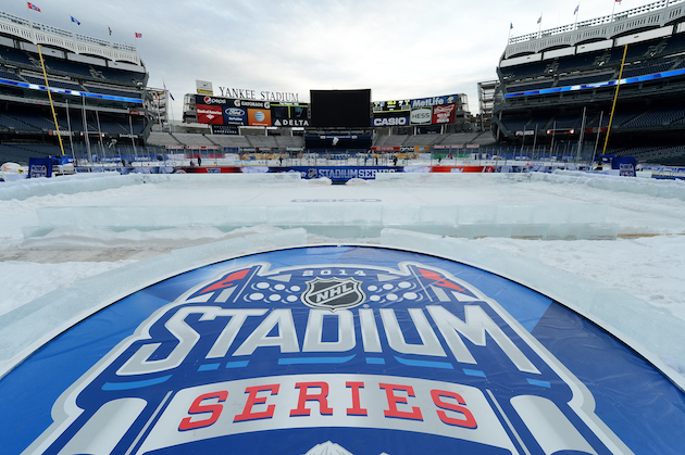 NHL looking at four outdoor games in 2014-15; Coors pushing for…