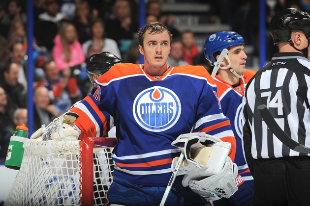 Ben Scrivens, Oilers agree to two-year, $4.6 million extension