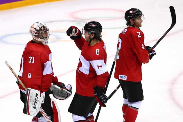 5 things we learned from Canada's win over Norway