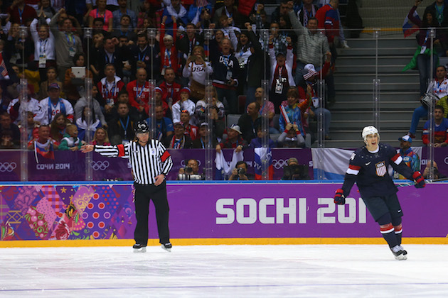 5 things we learned from the U.S. win over Russia