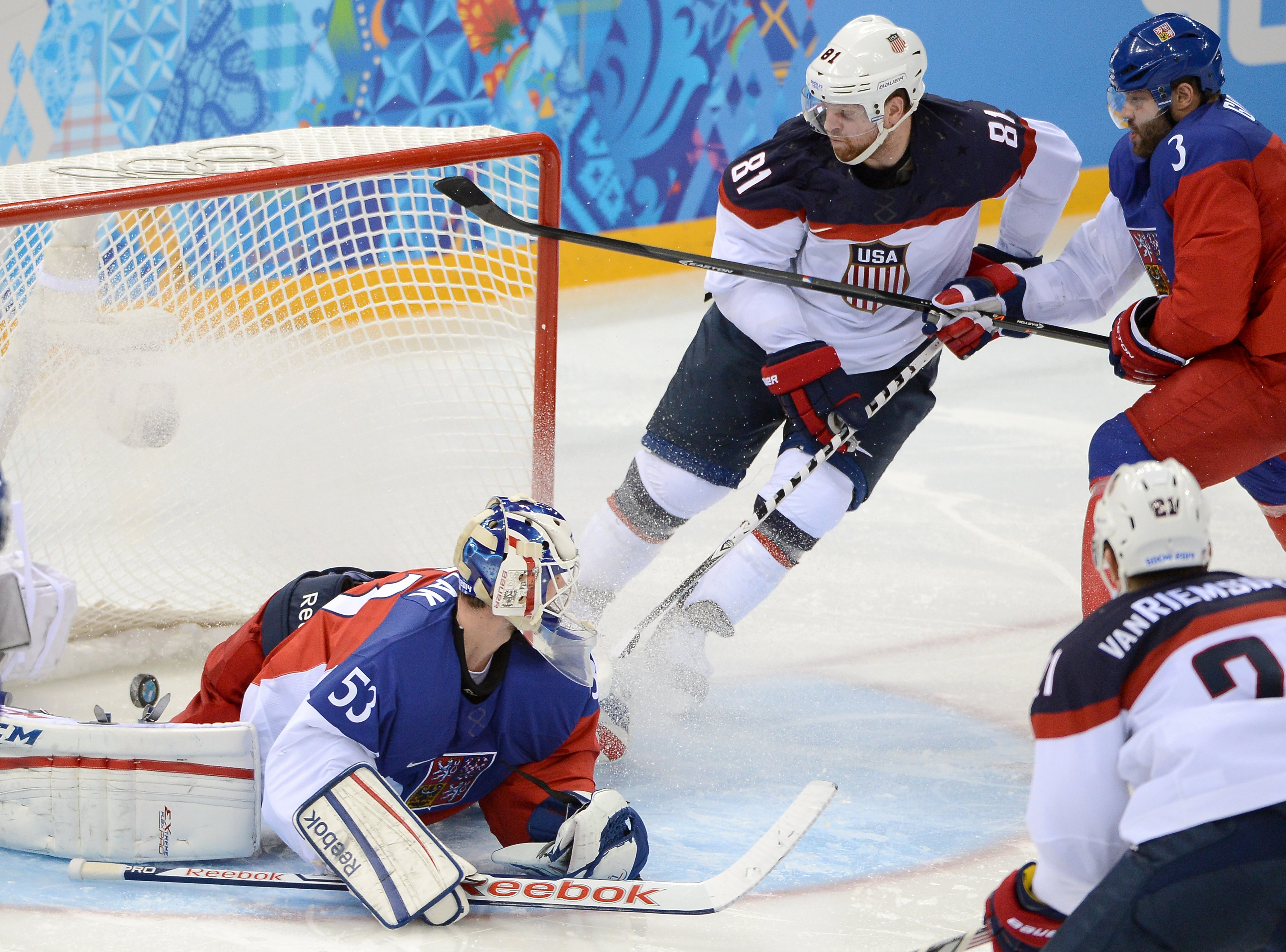 Olympic Three Stars: Gudlevskis scares Canada; Selanne ends Rus…