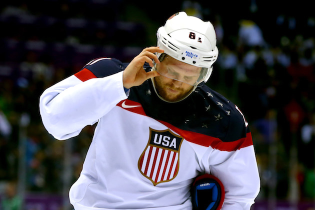 How Canada humbled Team USA's offensive machine in Sochi Olympi…