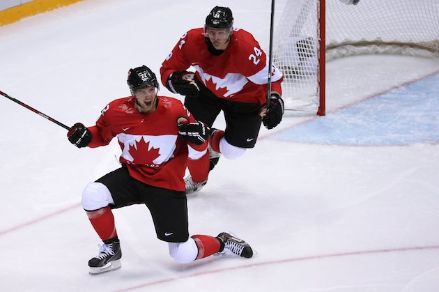 Canada shuts out U.S. 1-0, advances to gold medal game vs. Swed…