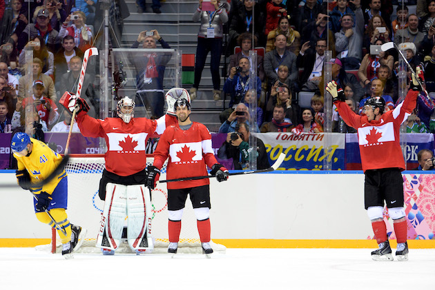 Canada wins second straight Olympic gold, dominating Sochi tour…