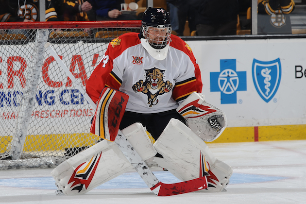 Tim Thomas dealt to Stars as dream tandem with Luongo dies
