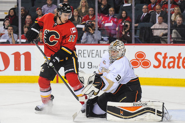NHL Three Stars: Backlund powers Flames over Ducks; Burrows fin…