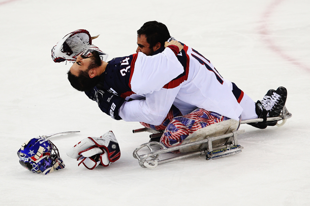 Sledge Hockey Hugs: USA wins Paralympic gold; Czechs are big ti…