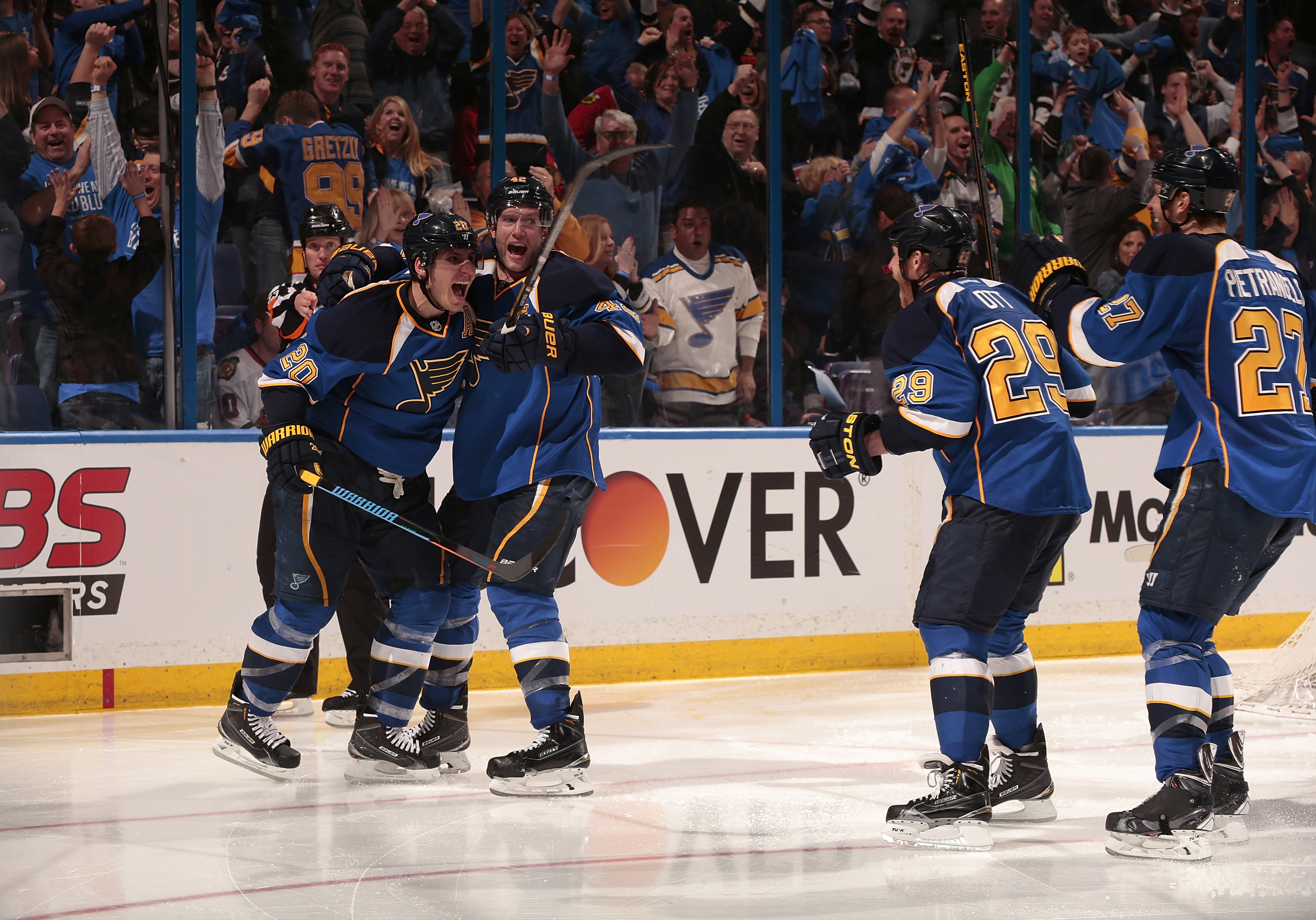 Stanley Cup Playoffs Three Stars: Stastny, Steen OT heroes; Sha…