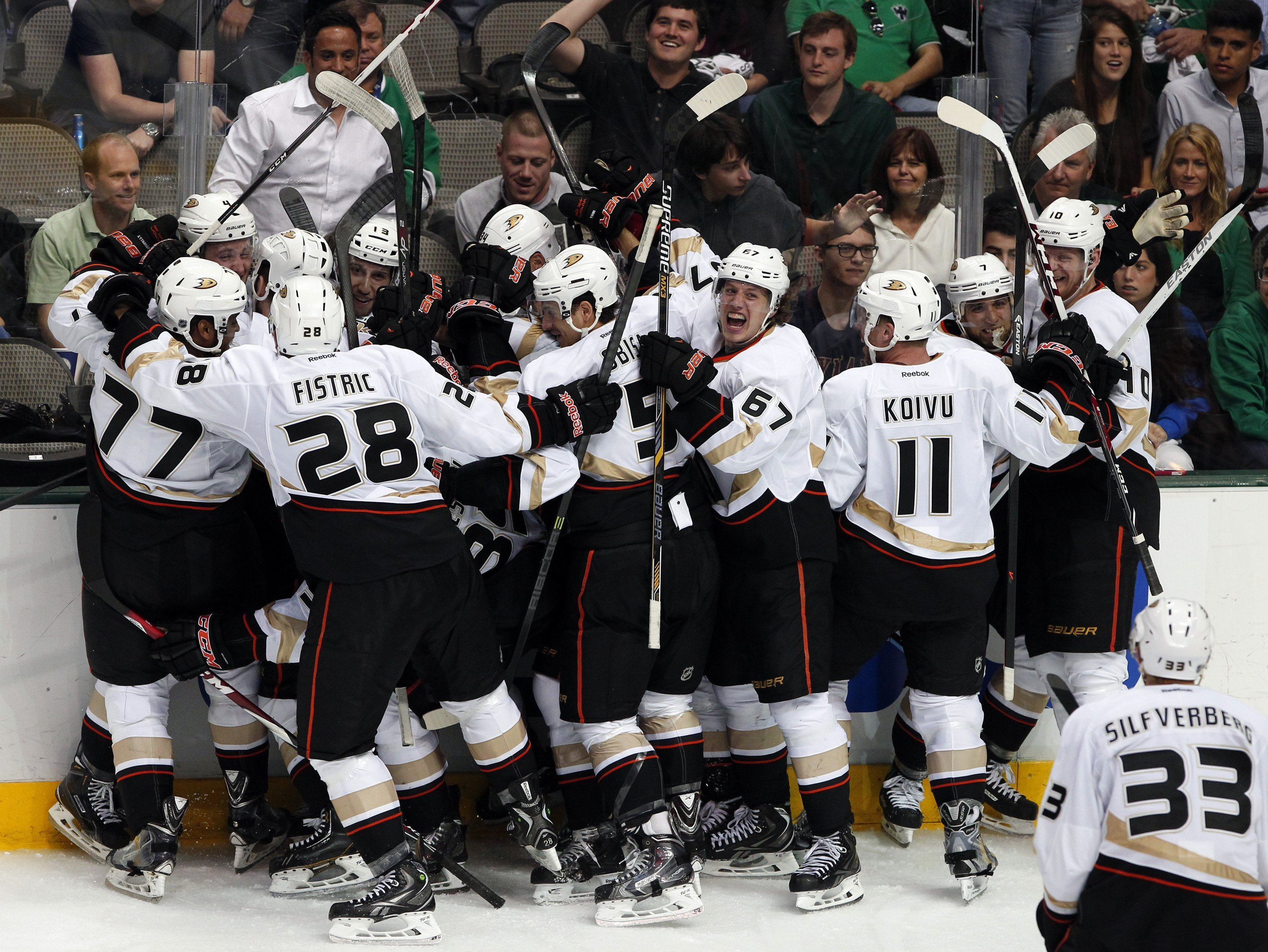 Stanley Cup Playoffs Three Stars: Ducks shoot Stars, Blackhawks…