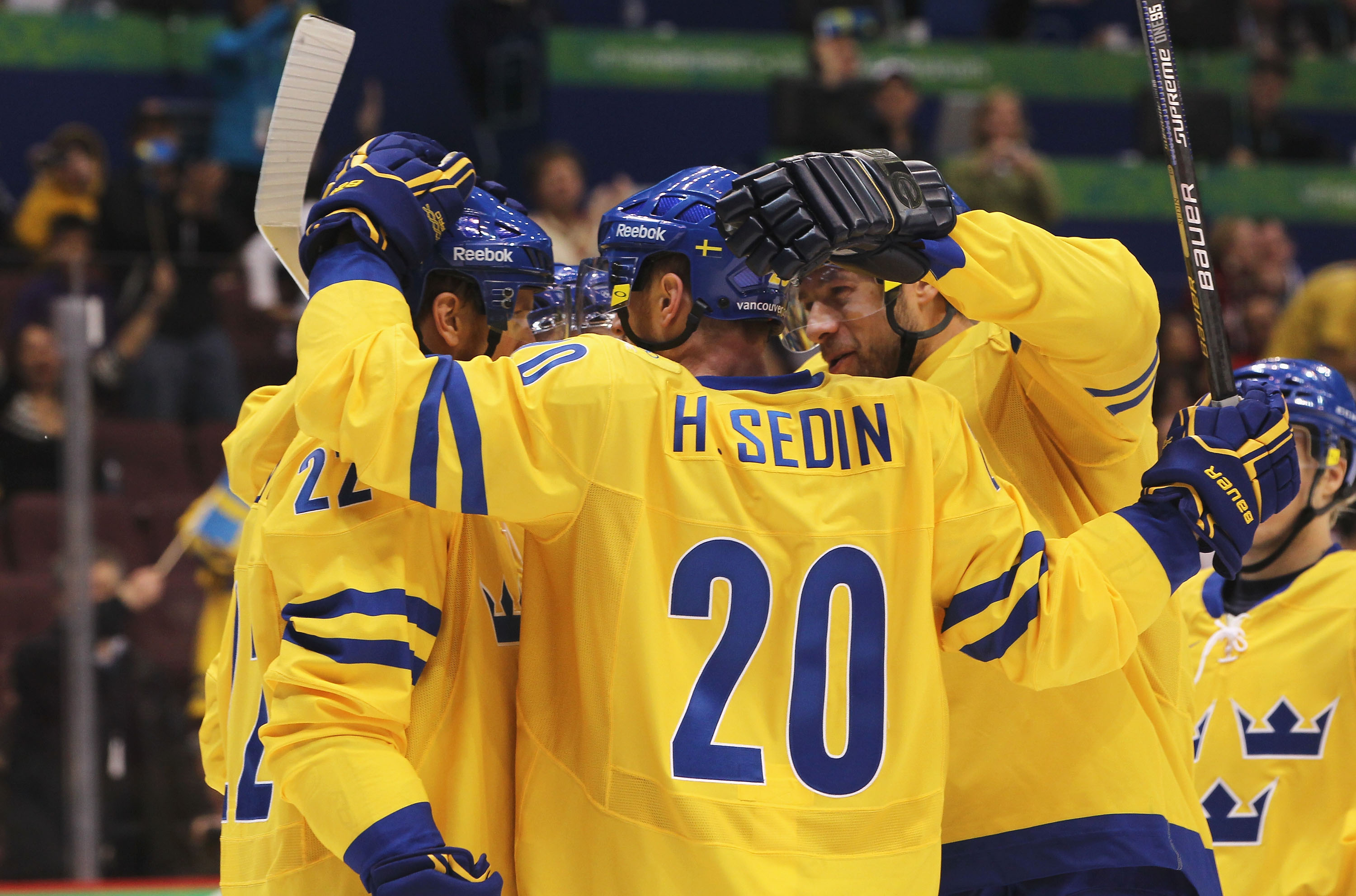 Sweden's Olympic roster sees no Jonas Brodin, Victor Hedman