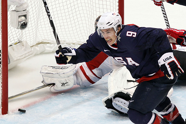 Who makes U.S. Olympic hockey team for Sochi 2014? Yahoo Sports…