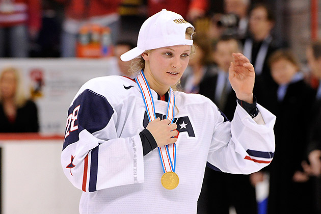 Amanda Kessel gets her golden opportunity for U.S. hockey stard…