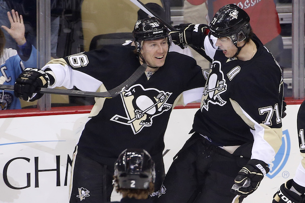 NHL Three Stars: Jokinen's pair powers Pens; Ramo helps snap Fl…