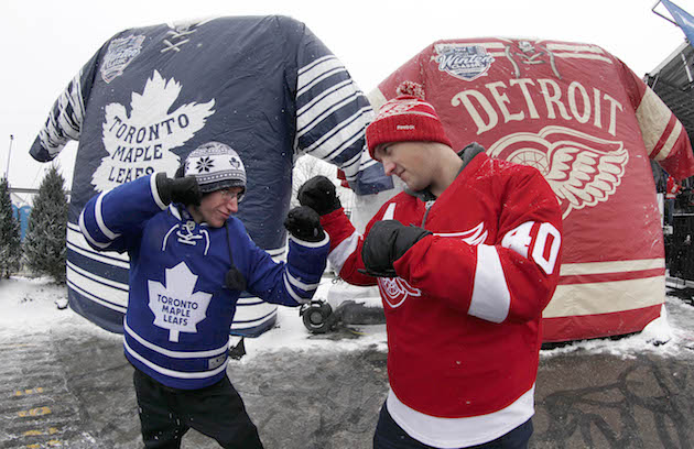Winter Classic delivers record rating for NBC, ties 2009 game