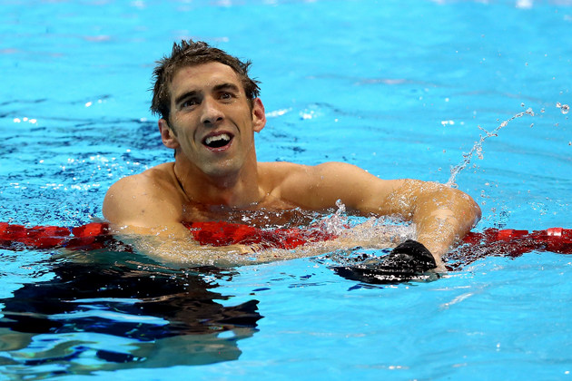 Where Does Michael Phelps Rank Among The 10 Greatest Summer