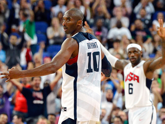 Behind the Box Score, where Kobe Bryant went off, and the Aussies went down - 2014 Sochi Olympics