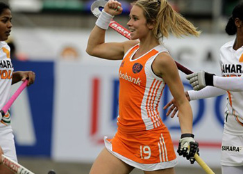 Dutch field hockey player