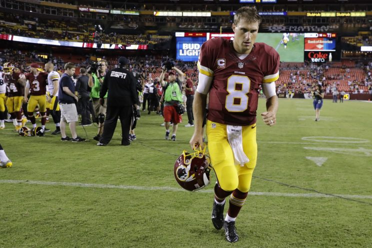 Greg Cosell's Look Ahead: Examining Kirk Cousins' struggles