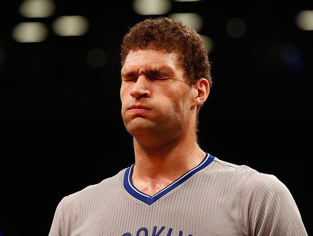 Brook Lopez praises the rebuilding Nets' 'abnormal' offseason
