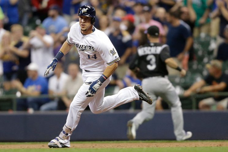 Hernan Perez has been unexpectedly great for the Brewers