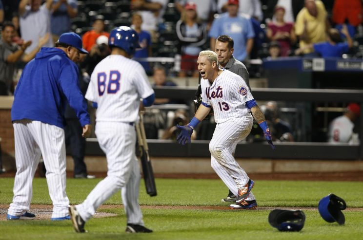 What we learned: The Mets and Giants thrive on drama