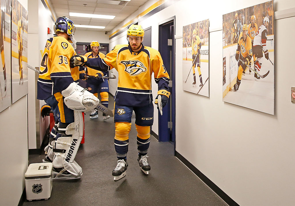 Chicken soup not good for Nashville Predators soul