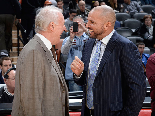 Popovich honors, remembers Duncan's career at no-frills media s…