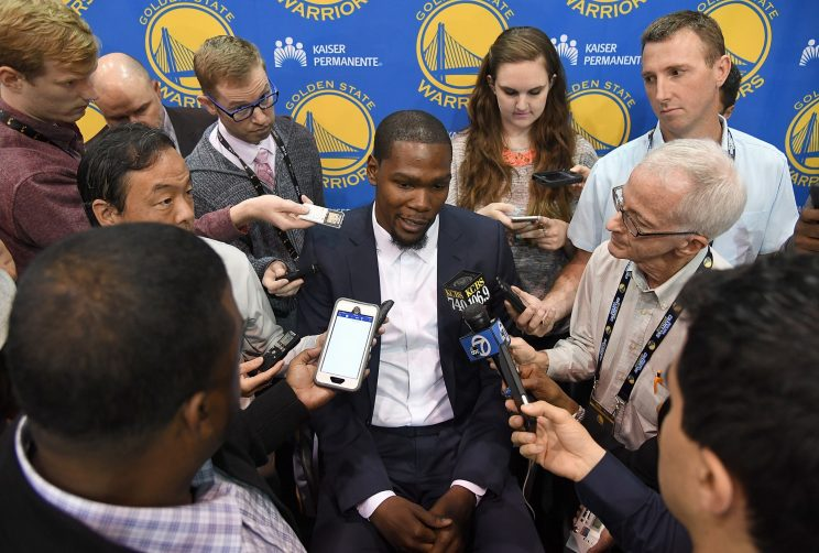 Kevin Durant and Warriors highlight NBA's 2016-17 schedule rele…