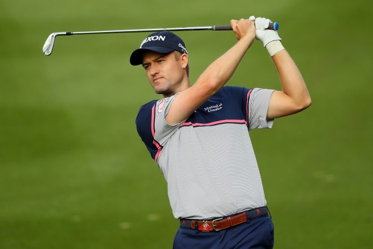 Russell Knox is the top of the field this week. (Getty Images)