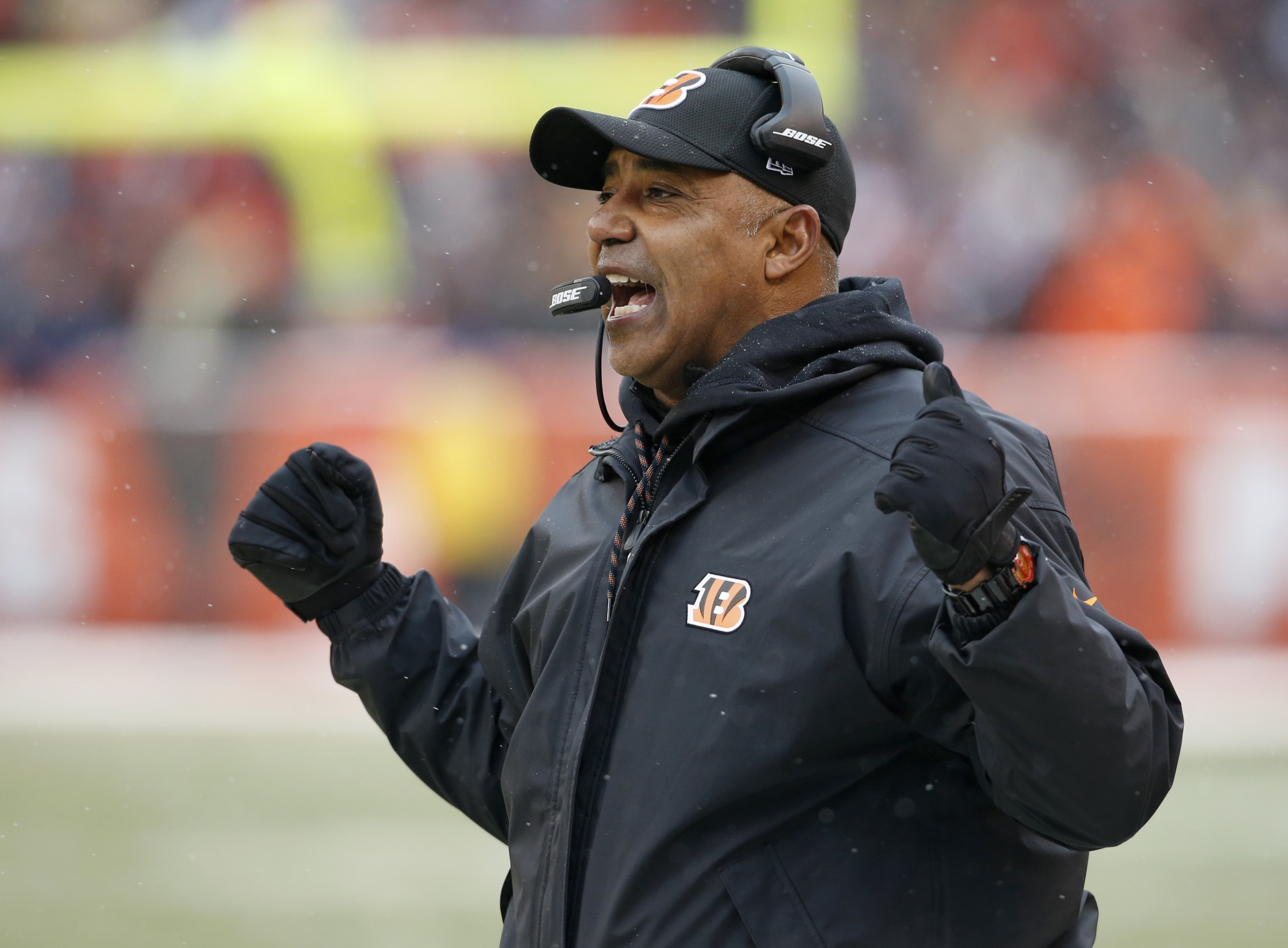 Marvin Lewis: Relaxed celebration rules 'not good example for young people'