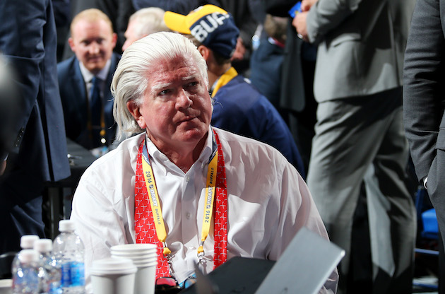 Brian Burke would like you to stop leaking Dougie Hamilton trad…