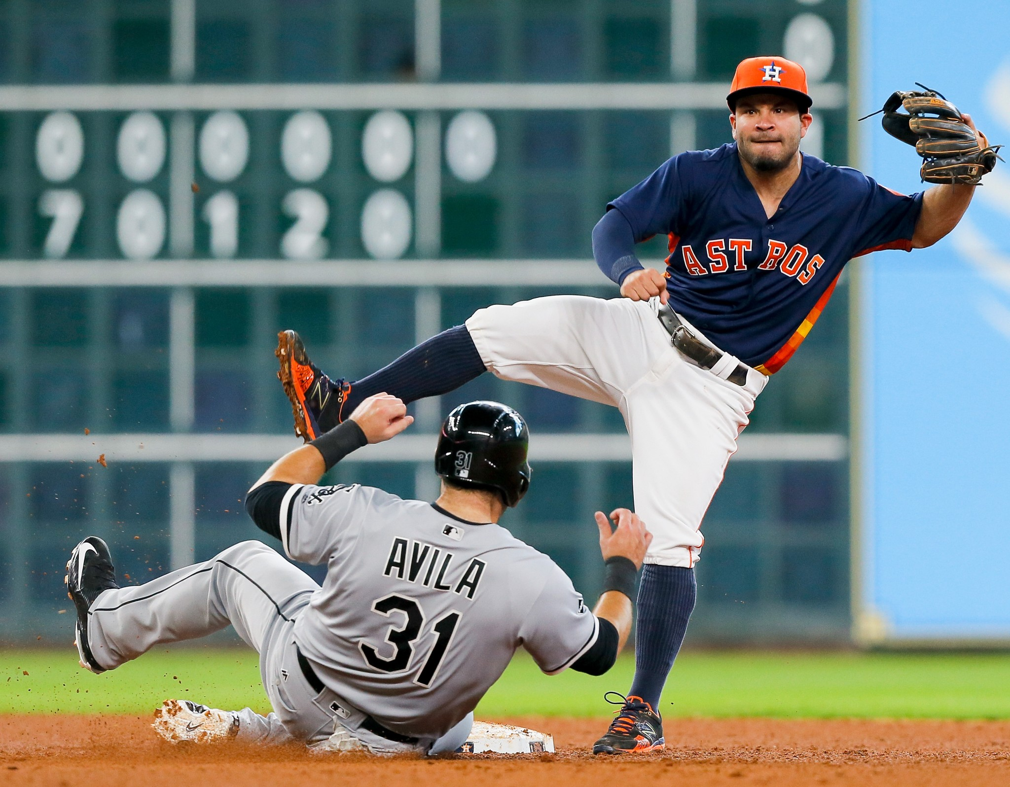 Five things the Astros need to surge in the second half