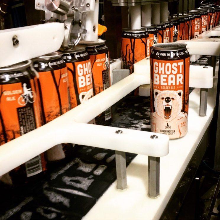 Ghost Bear ale; Norris worthy Burns; Cunningham update (Puck He…
