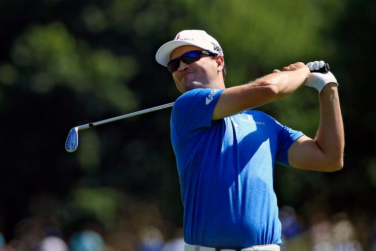 Zach Johnson has been dominant at the John Deere Classic. (Getty Images)