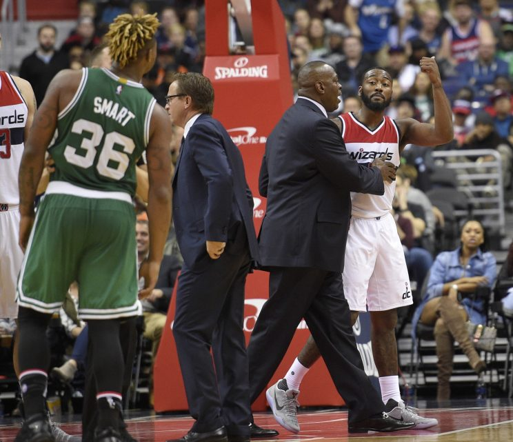 John Wall rips officials, demands respect after his second stra…