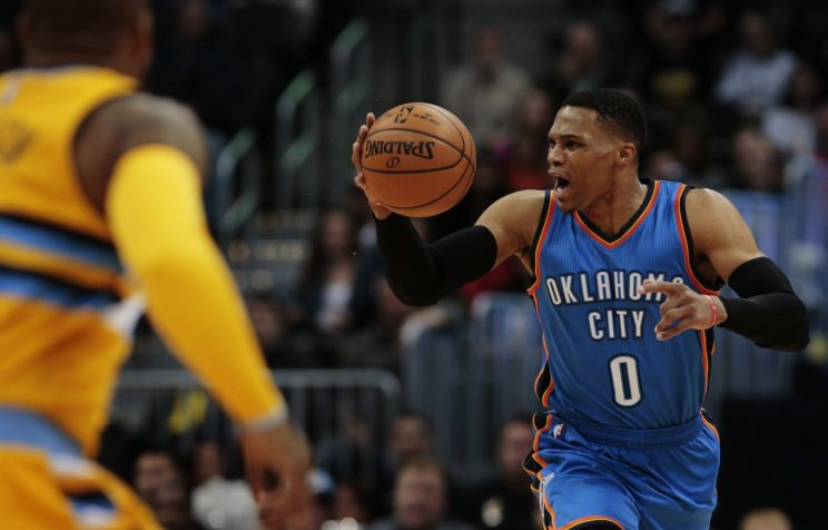 Russell Westbrook's latest triple-double deserves special atten…