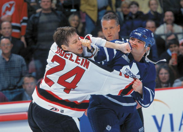 Family names all five children after Toronto Maple Leafs 'grind…